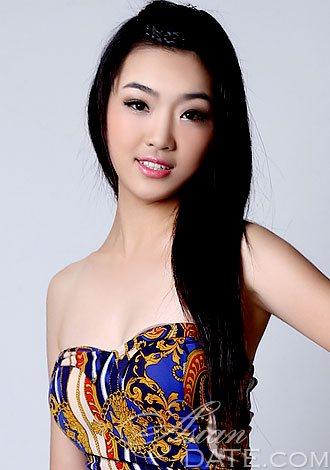 Asian woman escort